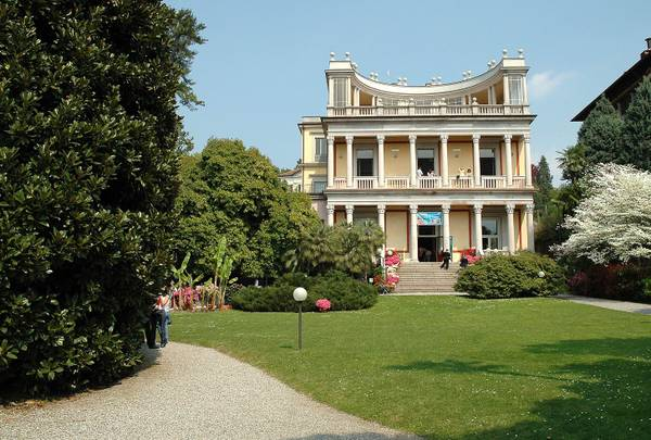 Villa Giulia con il suo giardino: architettura e natura | La locanda ...
